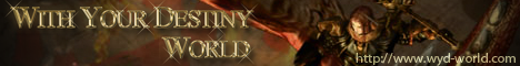 ...::: With Your Destiny World - The New Era - Best MMoRPG #1 Server :::... Banner