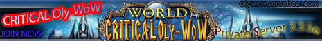Critical Oly-WoW Banner