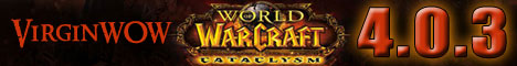 Private WOW 4.0.3 Banner