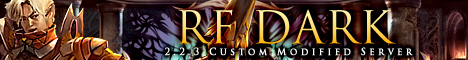 RF Dark Custom Modified Server Banner