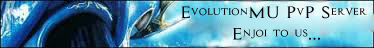 EvolutionMU PvP Servers Banner